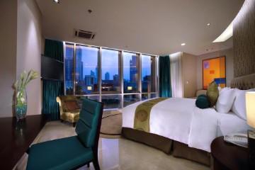 فندق أجنحة ذا غروف  The Grove Suites جاكرتا