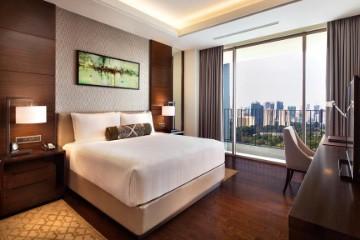 فندق فيرمونت جاكرتا Hotel Fairmont Jakarta