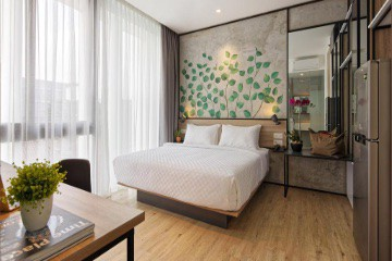 شقق فندقية داون ريزيدنس Daun Residence Bandung