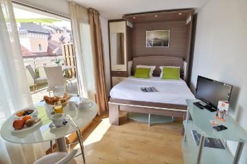 شقق فندقية بريفيلودج لو رويال Apparthôtel Privilodges - Le Royal