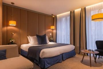 فندق دي لا بوردونيس Hôtel de la Bourdonnais