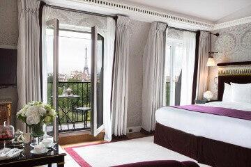 فندق لا ريزيرف باريس La Réserve Paris Hotel