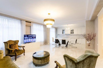 شقق فندقية Luxury City Center Apartment l