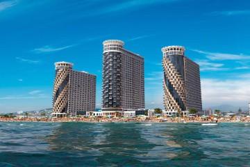 فندق برج البحر Hotel Sea Towers