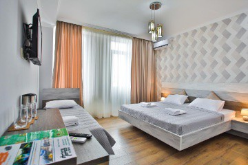 فندق تراس كوتايسي  Hotel Terrace Kutaisi
