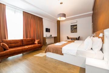 فندق روستافيلي Rustaveli Borjomi Hotel
