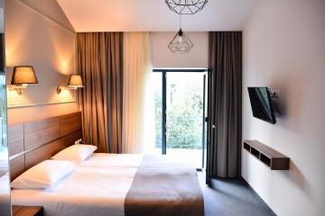 فندق قرانت Hotel Garnet Tbilisi