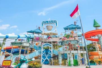 ملاهي اتلانتك المائية Atlantis Water Adventures Ancol