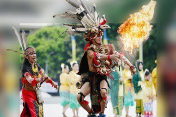 منتزه تامان ميني إندونيسيا انداه Taman Mini Indonesia Indah