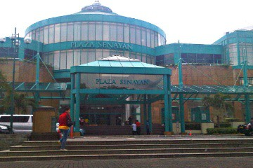 بلازا سينايان -  Plaza Senayan