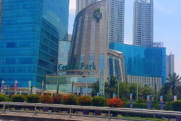 سنترال بارك جاكرتا Central Park Jakarta