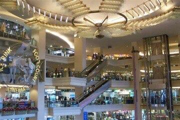 مول تامان انجريك - Taman Anggrek Mall
