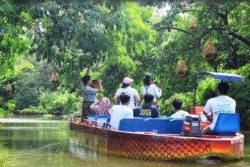 حديقة الفواكة Mekarsari Fruit Garden