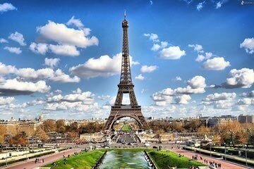 برج إيفل Eiffel Tower