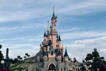 ديزني لاند Disneyland Paris