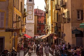 المدينة القديمة نيس Vieille Ville - Old Town