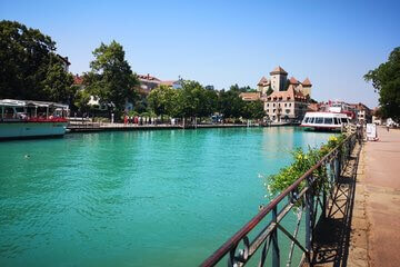 بحيرة آنسي Lac d'Annecy