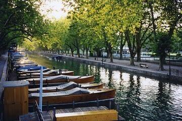 جسر العشاق Pont des Amours