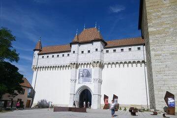 متحف قلعة أنسي Musée-Château d'Annecy