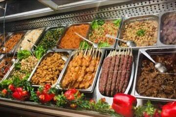 مطعم او بتيت لبناني Au Petit Libanais