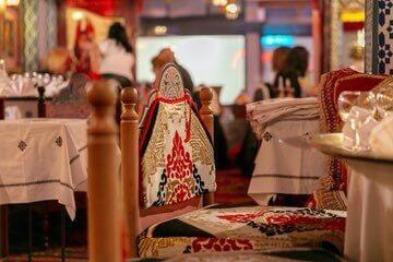 مطعم لو مراكش