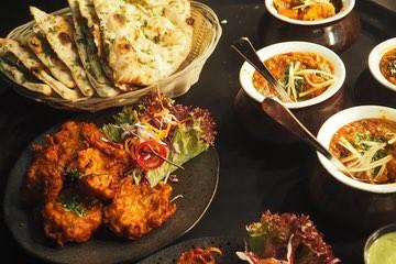 مطعم هندي - تاج محل