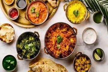 مطعم هندي Ashiana Restaurant