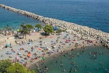 شاطئ دو برادو في مرسيليا  -Plages du Prado
