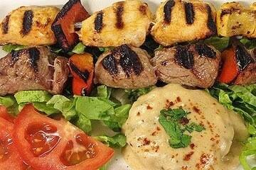 مطعم الشرق الأوسط