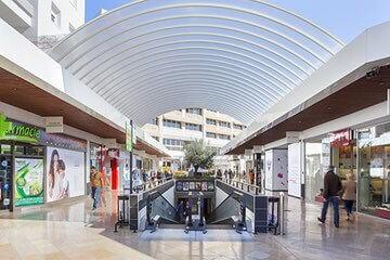 مول بونيفين التجاري Centre Commercial Bonneveine