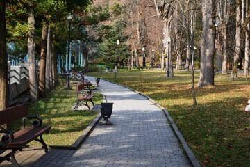 بورجومي سنترال بارك Borjomi Central Park