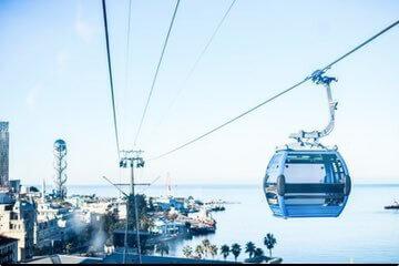 تلفريك أرجو Argo Cable Car