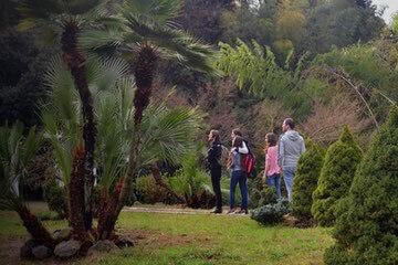 حديقة باتومي النباتية Batumi Botanical Garden