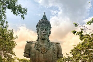 حديقة جارودا ويسنو كينكانا Garuda Wisnu Kencana Cultural Park