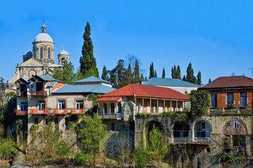 دير موتساميتا Motsameta Monastery