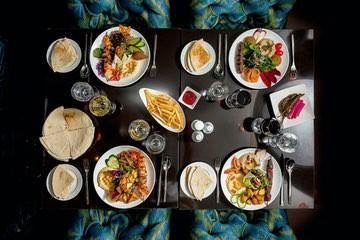 مطعم الديوان - لبناني - Al Diwan Lebanese Cuisine
