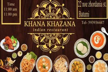 مطعم خانا خزان   Khana Khazana Indian