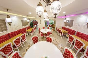 مطعم سوبرا التركي