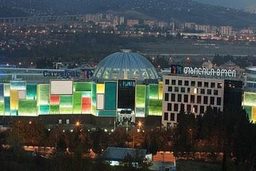 مول تبليسي Tbilisi Mall