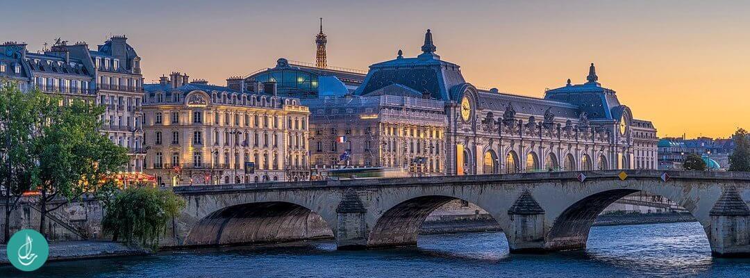 أفضل عشرة فنادق في باريس ، فرنسا