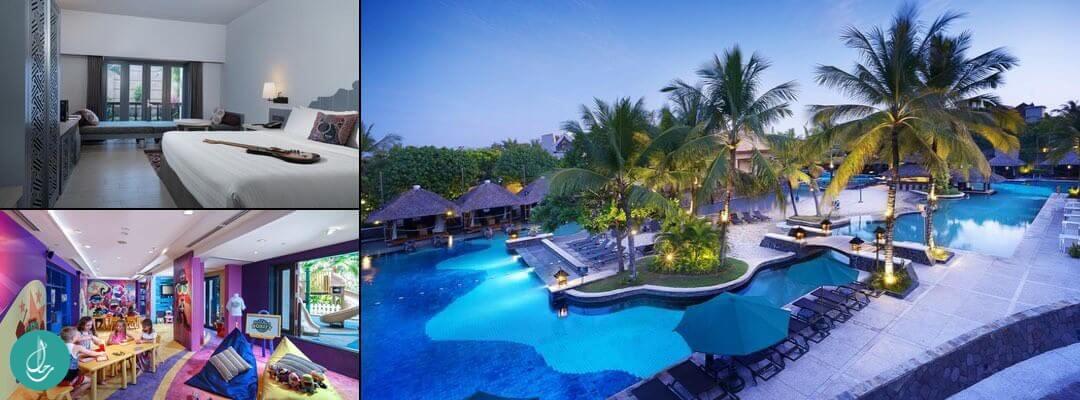 أفضل عشرة فنادق في بالي ، اندونيسيا