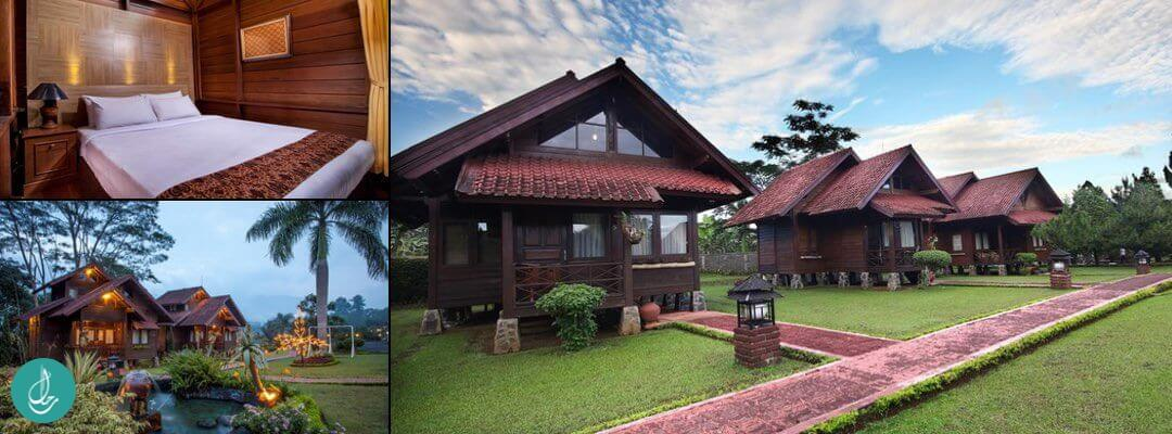 أفضل عشرة فنادق في بونشاك، اندونيسيا