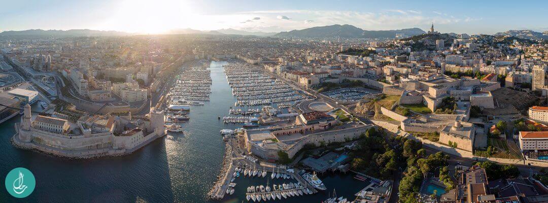 أفضل عشرة فنادق في مارسيليا، فرنسا