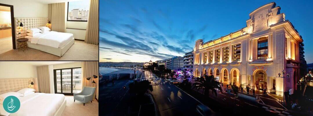 أفضل عشرة فنادق في نيس، فرنسا
