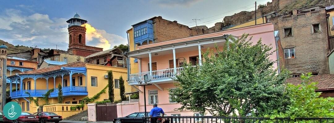 اجمل المعالم السياحية في تبليسي، جورجيا